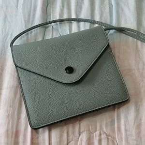 Urban Outfitters Muted Green/Gray Bag